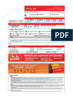 SpiceJet_E-ticket_PNR Z1MS5B - 08 Jul 2016 Delhi-Pune for MR. RAJ