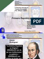 1era Republica Exposicion (1)