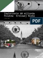 Zawierzenie 40 Milionów Polaków Królowej Nieba