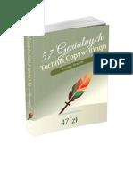 57 Skutecznych Metod Copywritingu