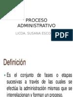 Todo Proceso Administrativo
