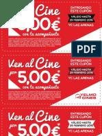 Black-Ven Al Cine 5 Las Arenas-29022016