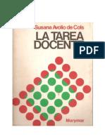 Avolio de Cols- La Tarea Docente