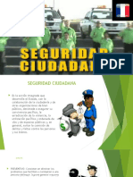 Diapositiva Seguridad Ciudadana