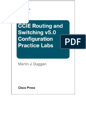 Cisco press cisco ccie Routing and Switching v5 0