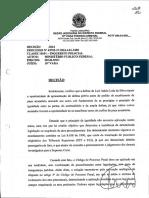 Recebimento da denúncia contra Lula e Delcídio