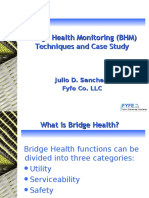 Bridge Health Monitoring