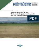 Analis e Hidraulica Irrigacao.pdf