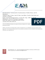 Clarke Et Al Biomedicalization