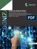 Getting Digital Right