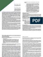 Credit Transactions Case Compilation on Pledge