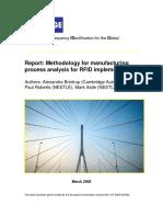 BRIDGE WP08 Methodology Process Analysis