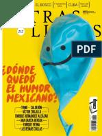 ¿Dónde quedó el humor mexicano? Desaliento de México | Índice Letras Libres No. 212
