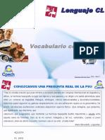 Vocabulario Contextual I