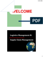 Logistics and Supply Chain Management - Original