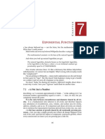 Math Better Explained (Exponentials and e)