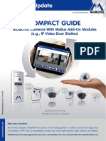 MOBOTIX Compact Guide Firmware Update English 140414