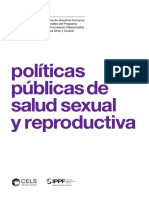 Salud Sexual y Repro CELS Web