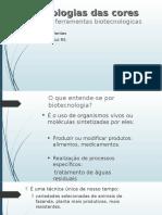 Biotecnologias Das Cores