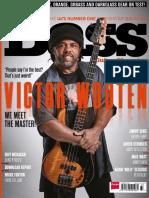 Bass Guitar 2016 Issue 133 August