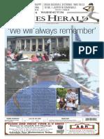 May Newspaper Design