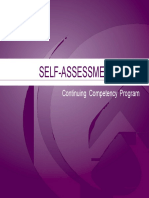 cpp self assessment catherine