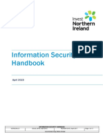 Information Governance Information Security Handbook