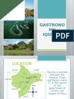 Gastronomy Iquitos1
