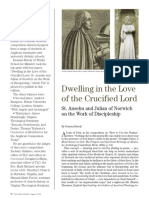 Dwelling in the Love of the Crucified Lord