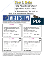 Discount ads for Akins Publications 2016 – 2017