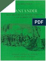 Santander-pronunciamientos GuerrasCiviles 1972