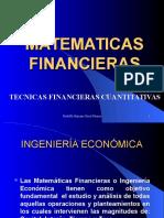 Presentacion de Ing. Economica