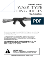 WASR Type Sporting Rifles_FINAL