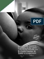 Aleitamento Materno Distribuicao Leite
