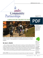 Epstein,School-Family Partnerships.pdf