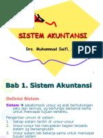 Presentasi Sistem Akuntansi Ch 1 Sistem Akuntansi