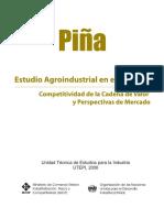 Pina Estudio Agroindustrial