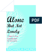 Alone but Not Lonely by Michaela Chung