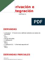 Derivación e Integración