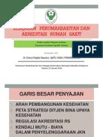 1. Paparan KARS 25 Jan 2016 Direktur Mutu Dan Akreditasi Yankes Rujukan [Compatibility Mode]