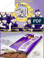 Cadburys Market data