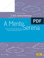 A Mente Serena_ Uma Nova Forma - Gyalwa Dokhampa