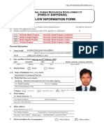 Fellow Information Form -2016 a.baiqunib