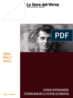Wittgenstein Observaciones Metafilosofic
