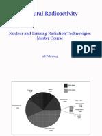 2013 IUSS Master Natural Radioactivity