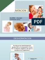 DESHIDRATACION DIAPOS