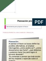 Planeacion prospectiva