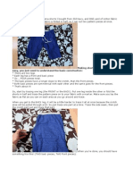 Make Pajama Shorts