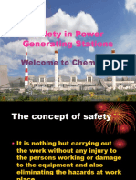 Safety for Chemists