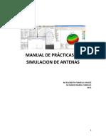 Practica de Antenas Simulacion 2015